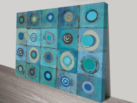 Underwater Mosaic Crop Silvia Vassileva Art-Prints