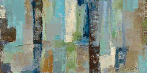 Skylights Silvia Vassileva Abstract Print Canvas Art