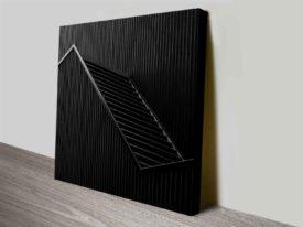 the secret staircase design discount photo canvas