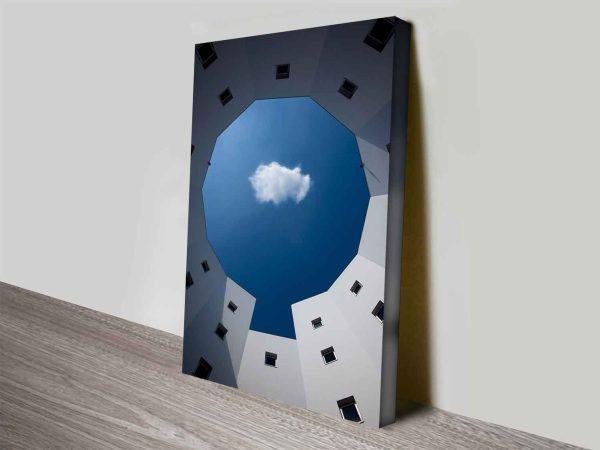 crystal ball sky decor wall photo art