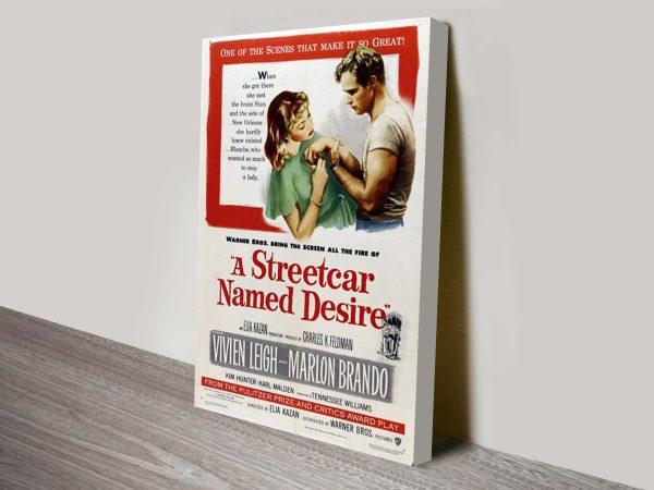 A Streetcar Named Desire Movie Poster Print