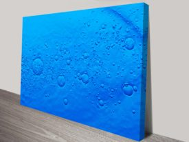 Abstract Water Canvas Wall Art