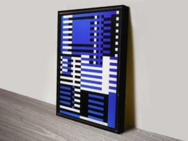 Josef Albers Upward Abstract Wall Art Print