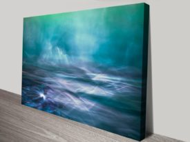 Alien Arctic Waters Queensland Canvas on Prints Online