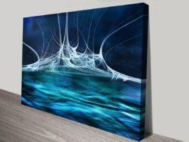 Alien Waters II Canvas on Prints