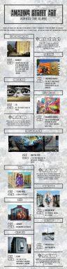 Amazing Street Art Infographic