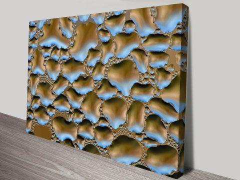 Aquascopic Sm Abstract Wall Art Print