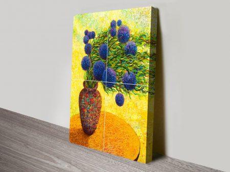 Arrange a Hydrangea Polytych I