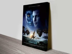 Avatar movie posters sydney