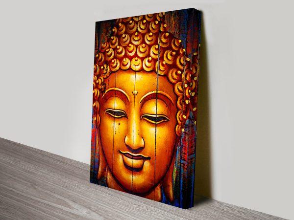 Buddha Painting Print Wall Art