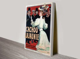 Cachou Lajaunie vintage art