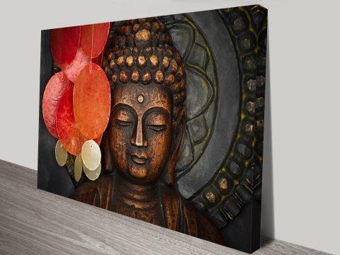 Calm Observer Buddha Online Art