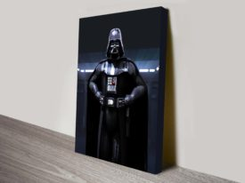 Darth Vader Star Wars Canvas Artwork