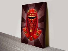 Imperial Guard Dia Del Los Muertos Star Wars Art