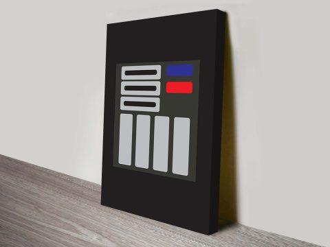 Darth Vader Uniform Star Wars Art