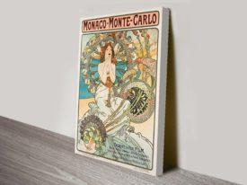 Morimura Art Nouveau Poster