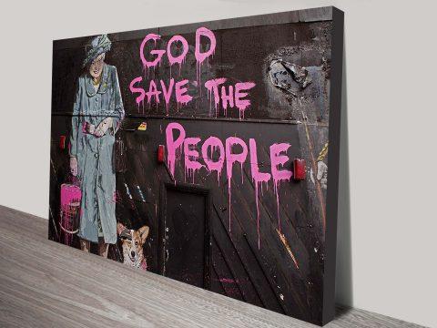 Buy Affordable Mr Brainwash Wall Art Online