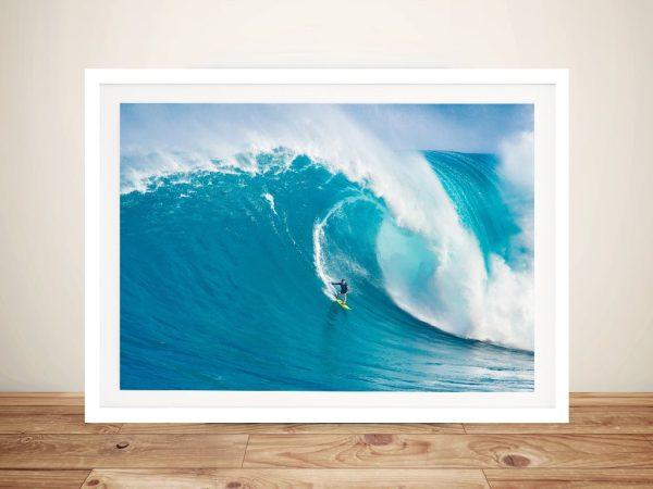 Big sets Surfing Framed Wall Art