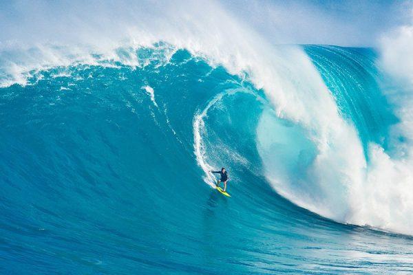 Big sets surf waves art