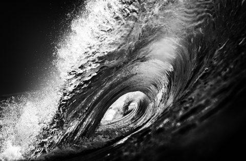 Surf Wave Art Picture Australia