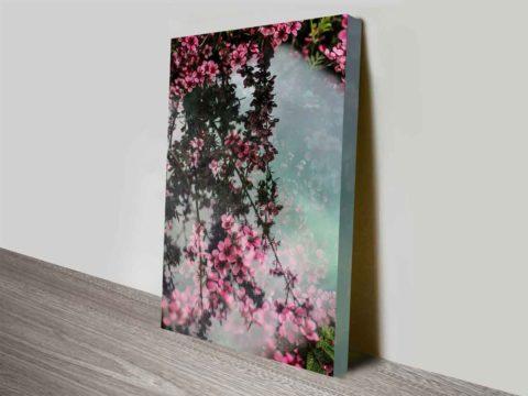 Bloom Wall Art Canvas Art Print Photo