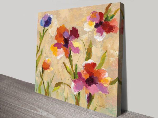Buy Bold Bright Flowers III Artwork Prints