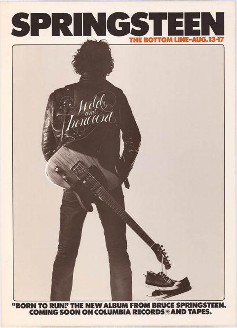 Bruce Springsteen Poster Artwork Prints