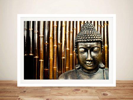 Buddha Framed Wall Art Picture Australia