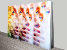 butterfly eyes elana kulikova cheap online print
