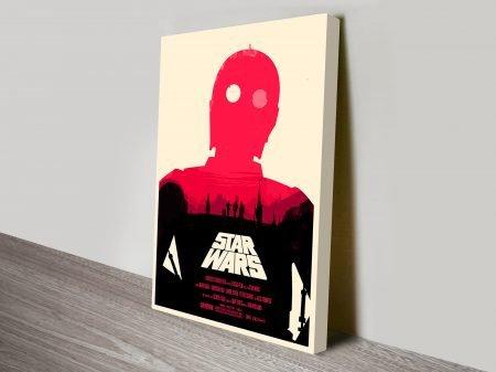 C3Po Star Wars Star Wars Poster