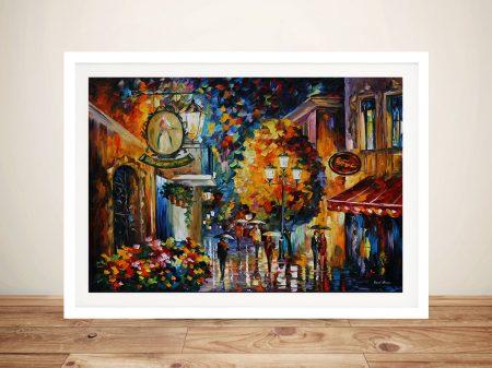 Leonid Afremov Cheap Artwork Online Seller Australia