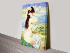 A Bather, Renoir Classical Art Print
