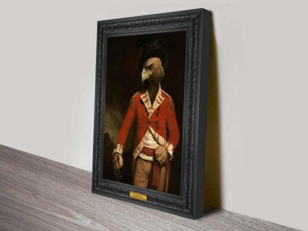 Aristocracy Art Colonel Eagle Pop Fusion