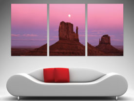 Colorado Triptych Canvas Prints