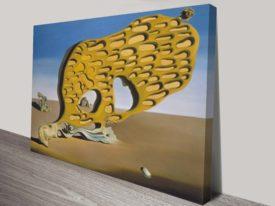 The Enigma of Desire Dali Canvas Print