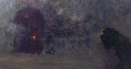 dark-figure-golgotha-painting