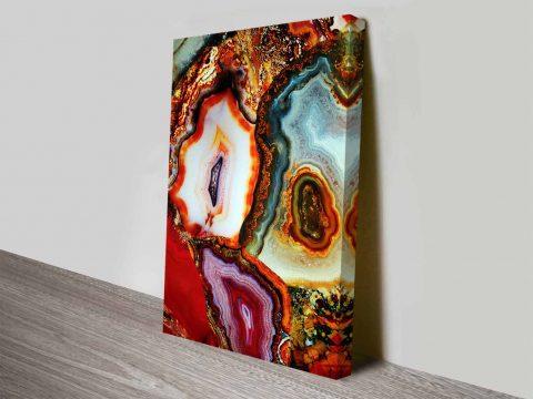 Natures Vivid Imagination Elena Kulikova Canvas Prints