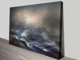 Evening Sea Willy Martinussen Canvas on Prints Perth