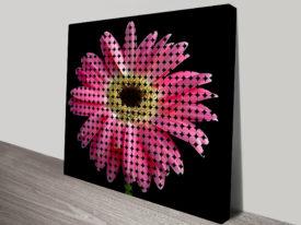 Modern Floral Wall Art