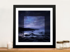 Focus on Twilight Framed Wall Art