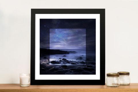 Focus on Twilight Framed Wall Art