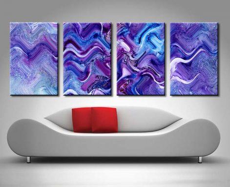 Foundation of Dreams 4 Panel print