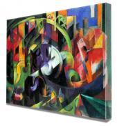 Franz Marc modern art