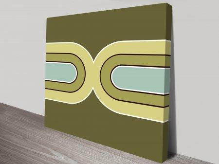 Geometric art online Sydney