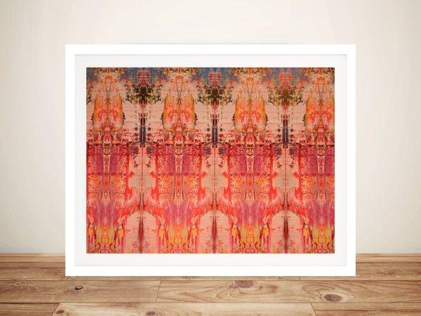 Gerhard Richter Framed Wall Art Picture