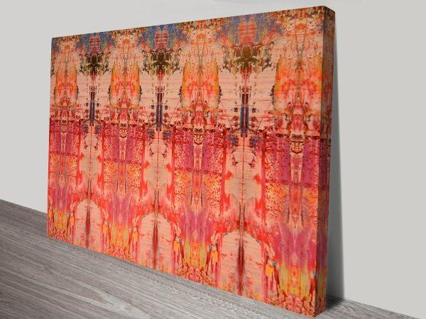 Gerhard Richter canvas print online
