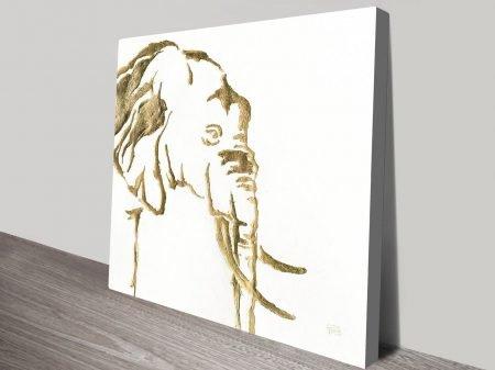 Gilded Elephant