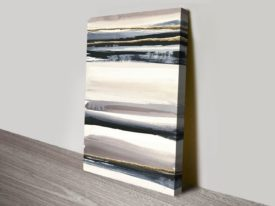 Gilded Grey III Perth Canvas on Print Online Artwork Gallery