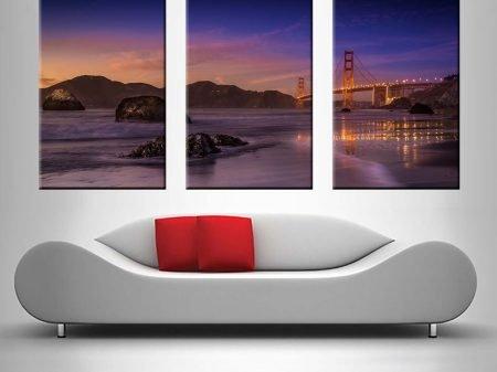 Golden Gate 3 Panel