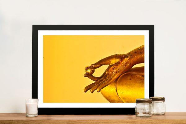 Hand Of Gold Gian Mudra